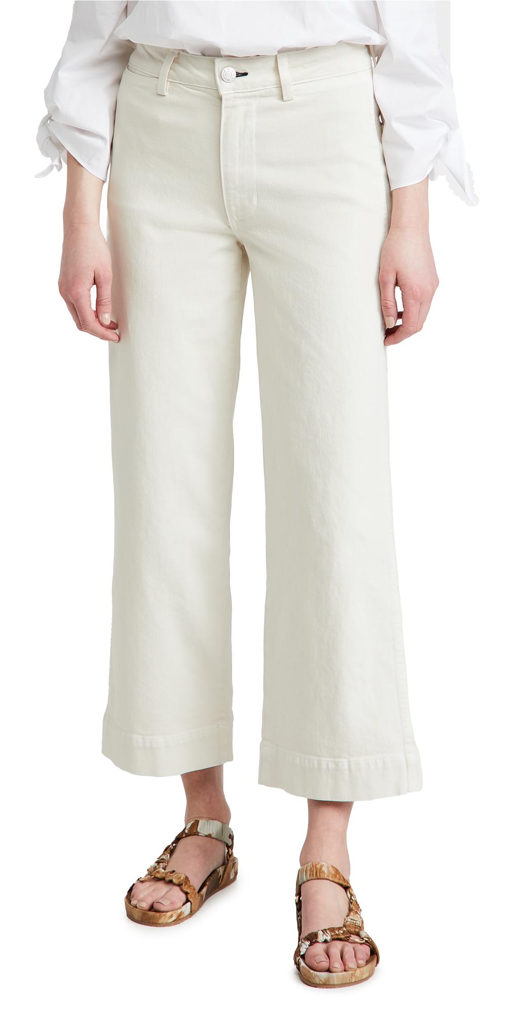 AMO Audrey Wide Leg Jeans