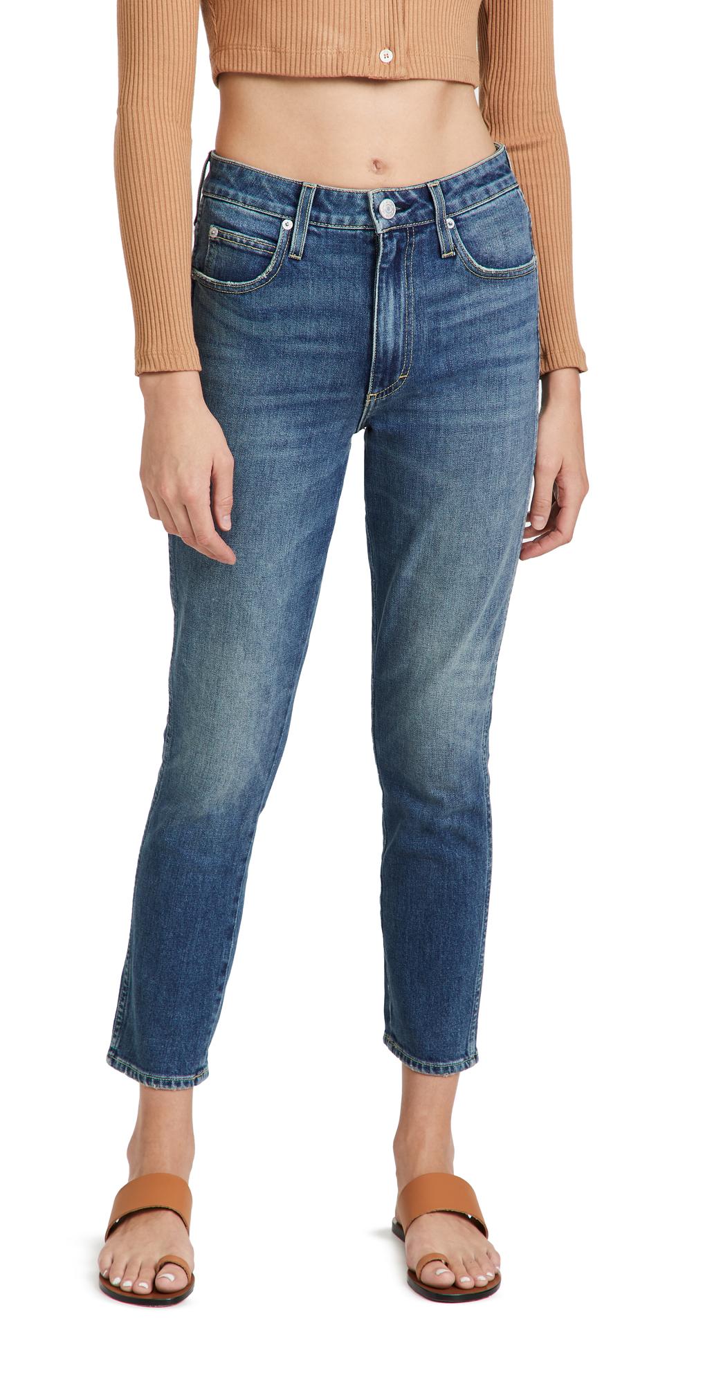 Chelsea Crop Jeans