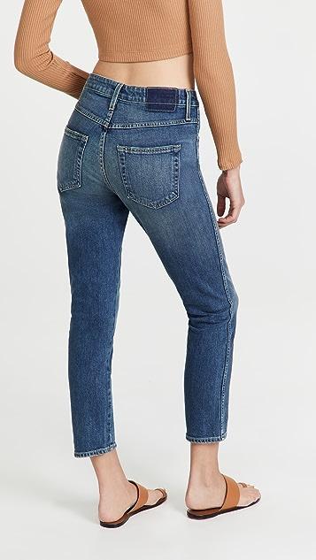AMO Chelsea 中长牛仔裤