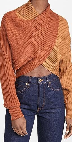 AMUR - Milena Crop Sweater