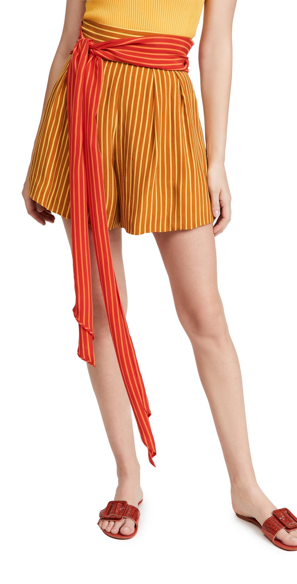 Leonora Mini Shorts