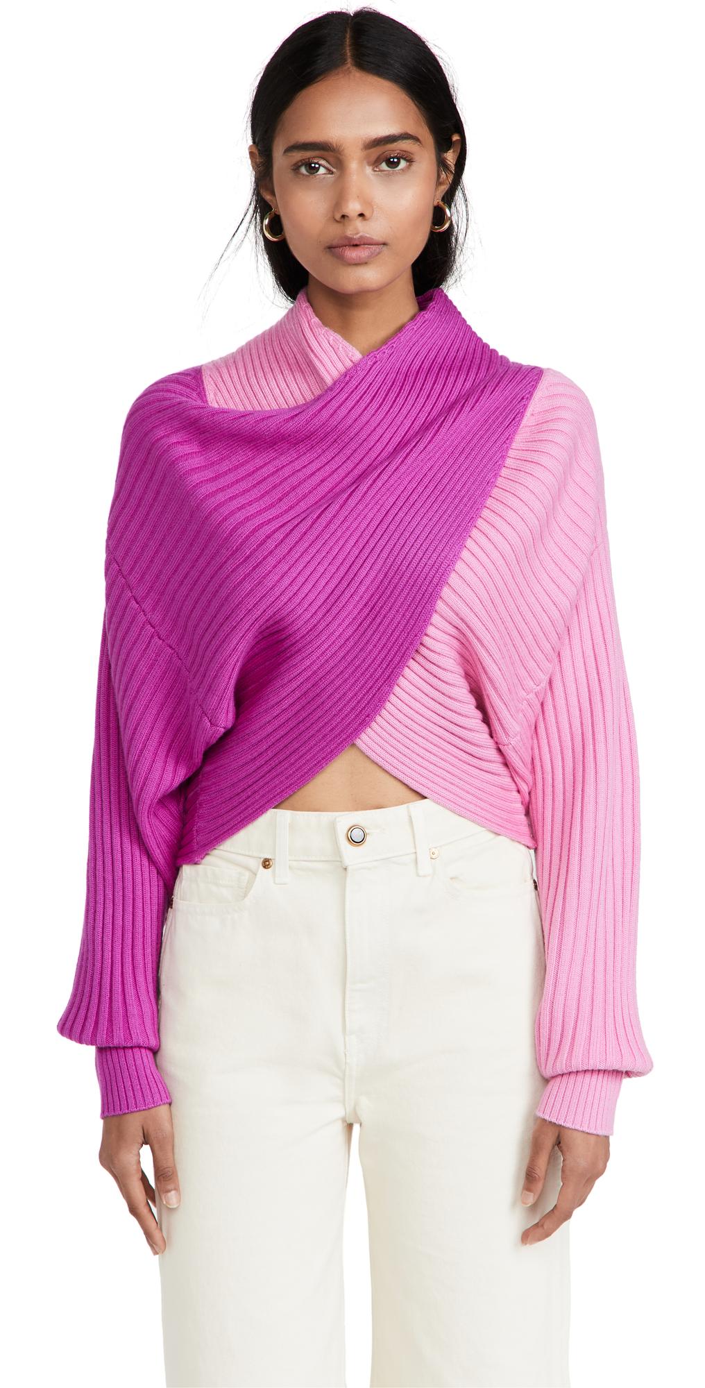 Milena Crop Sweater