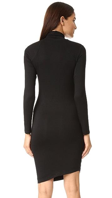 And B Black Dress