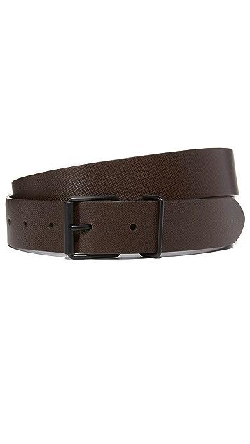 Anderson's Slim Saffiano Belt