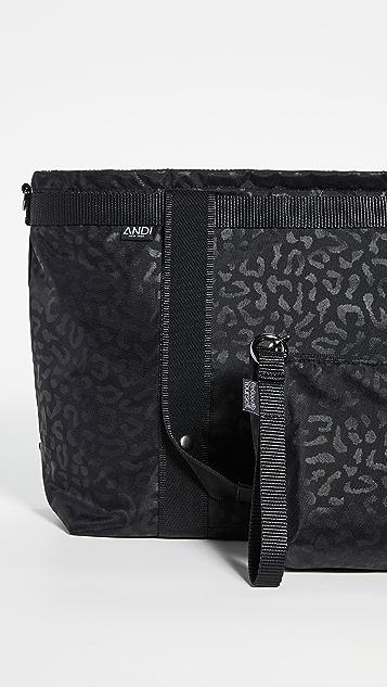 ANDI Объемная сумка с короткими ручками ANDI