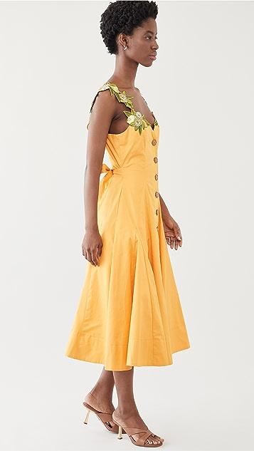 Andrea Iyamah Lona Dress