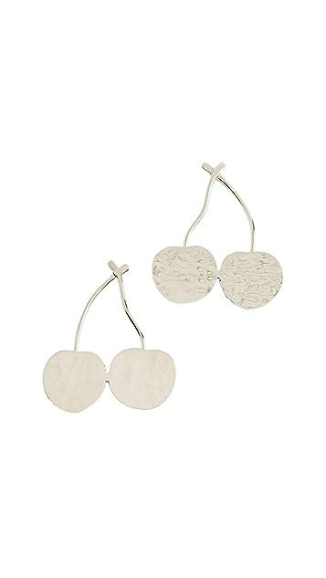 Anndra Neen Cherry Earrings