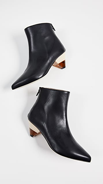 Brix Booties by An Hour And A Shower