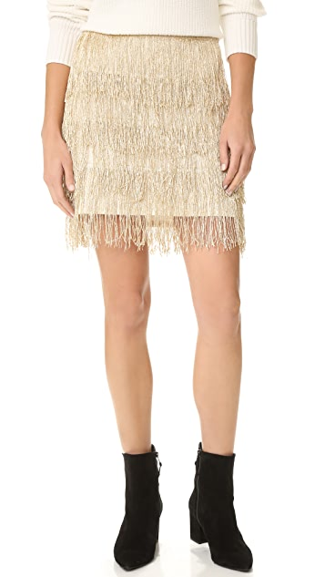 Free Shipping Outlet With Mastercard Cheap Online SKIRTS - Mini skirts Anine Bing Cheap Latest Online Cheap Affordable 3kHVfaoRZV