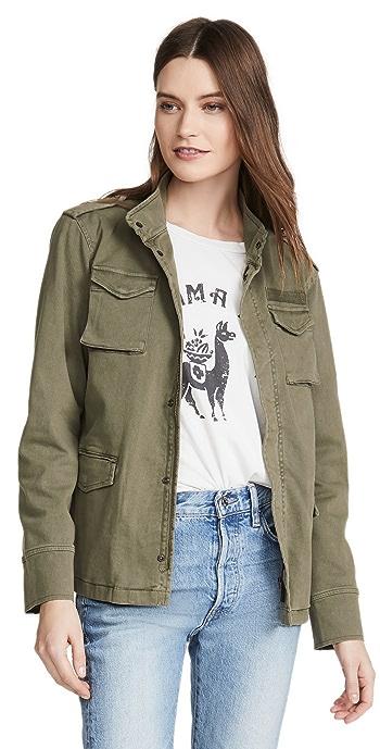 ANINE BING Army Jacket - Army Green