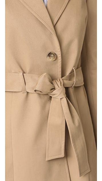ANINE BING Classic Trench Coat
