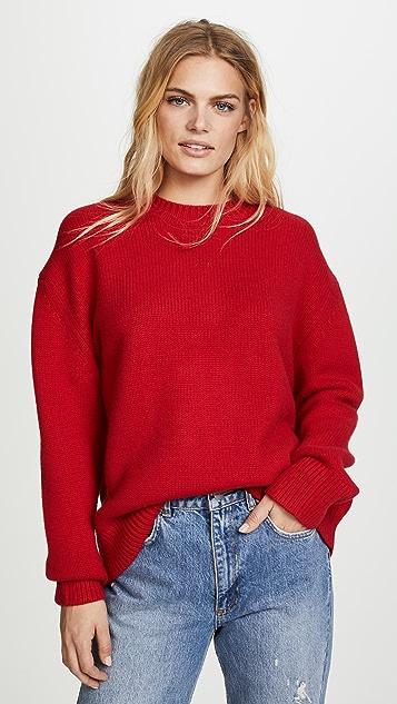 ANINE BING Rosie Cashmere Sweater