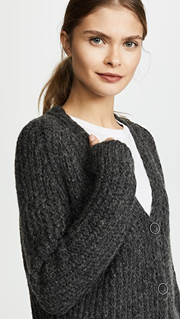 ANINE BING Ashby Cardigan