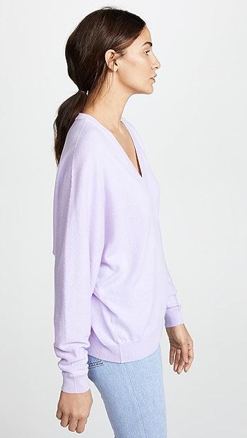 ANINE BING Josey Cashmere Sweater