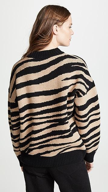 ANINE BING Кашемировый свитер Cheyenne