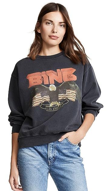 ANINE BING Vintage Bing Sweatshirt