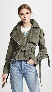 Aria Trench Coat