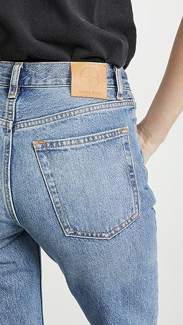 ANINE BING Jackie 牛仔裤