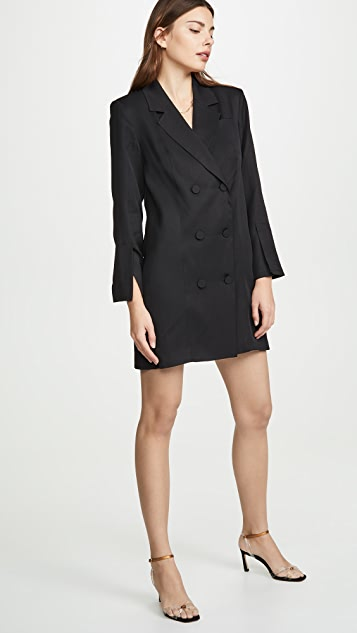 ANINE BING Francoise Blazer Dress