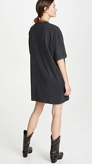 ANINE BING Harley Tee Dress