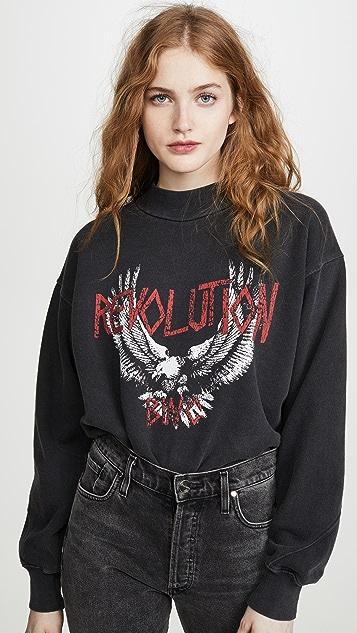 ANINE BING Revolution 运动衫
