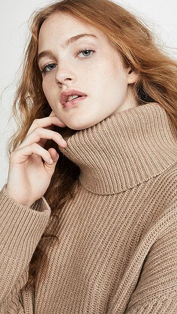 ANINE BING Olivia 开司米羊绒毛衣
