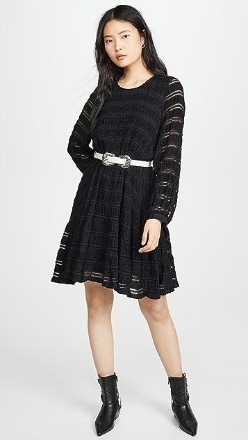 ANINE BING Viola 连衣裙