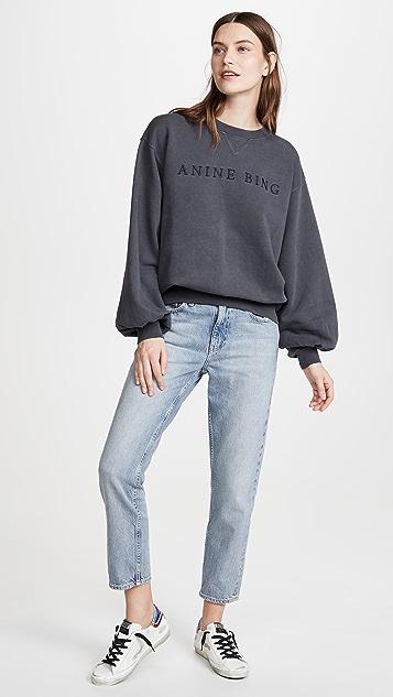 ANINE BING Esme 运动衫