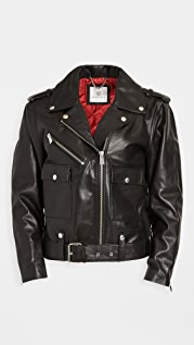 ANINE BING Maverick Leather Jacket