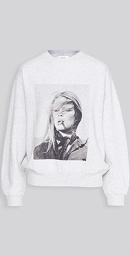 ANINE BING - Ramona Sweatshirt Anine Bing x Terry O'Niell