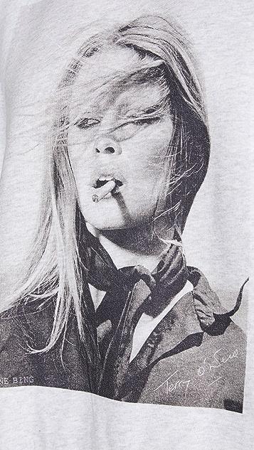 ANINE BING Ramona Anine Bing x Terry O'Niell 运动衫