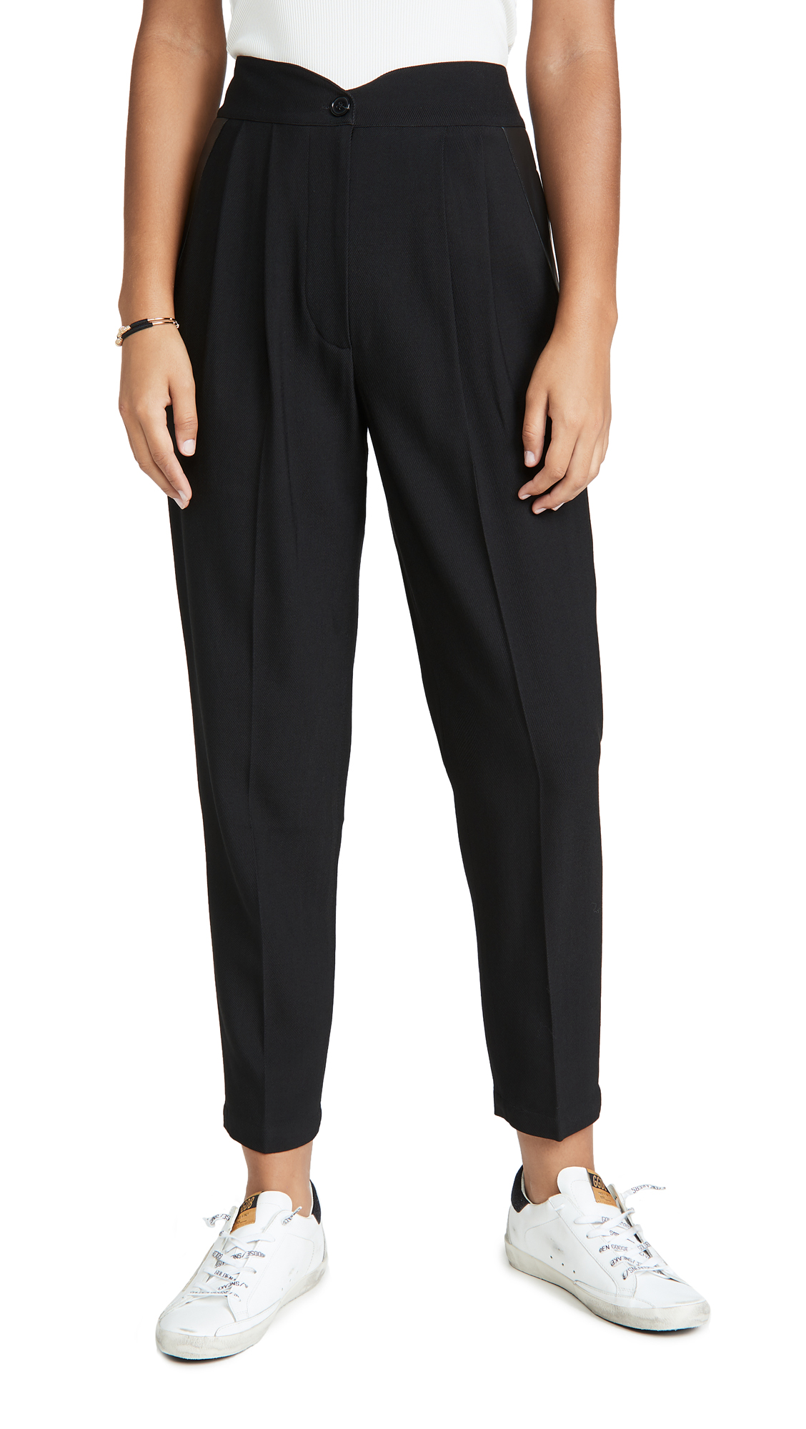 ANINE BING Eleanor Trousers