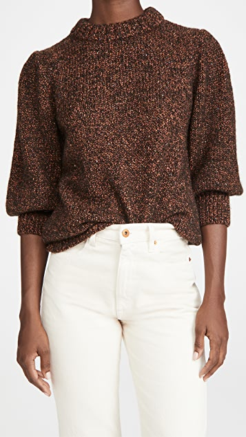 ANINE BING Rosalind Alpaca Sweater