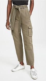 ANINE BING Kennedy 工装裤