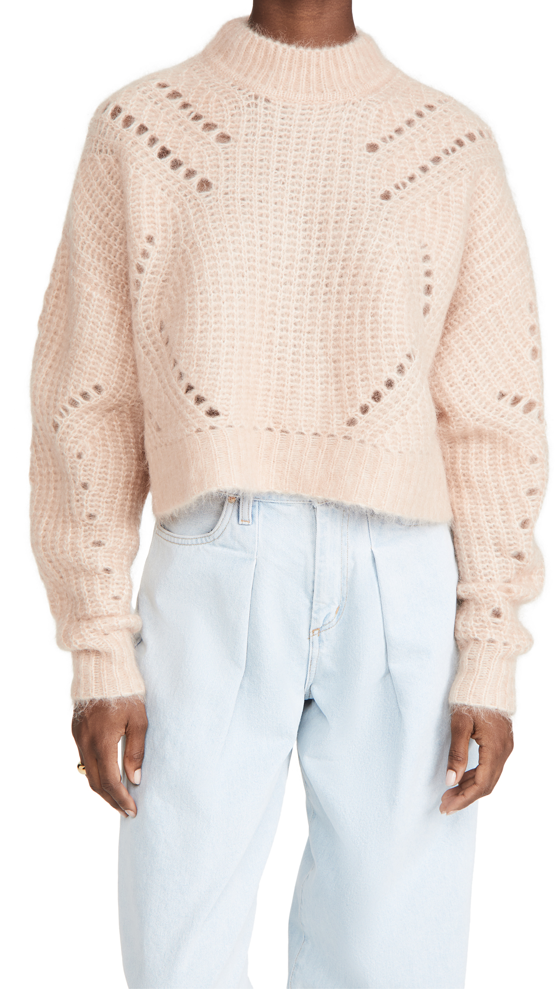 ANINE BING Jordan Sweater