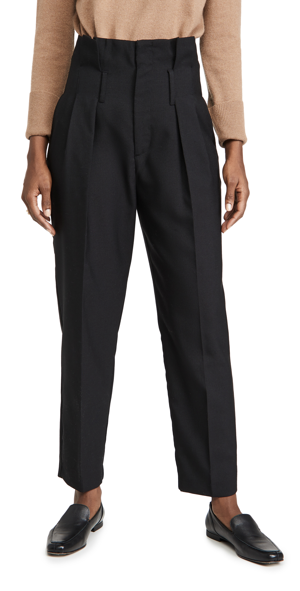 ANINE BING Yves Trousers
