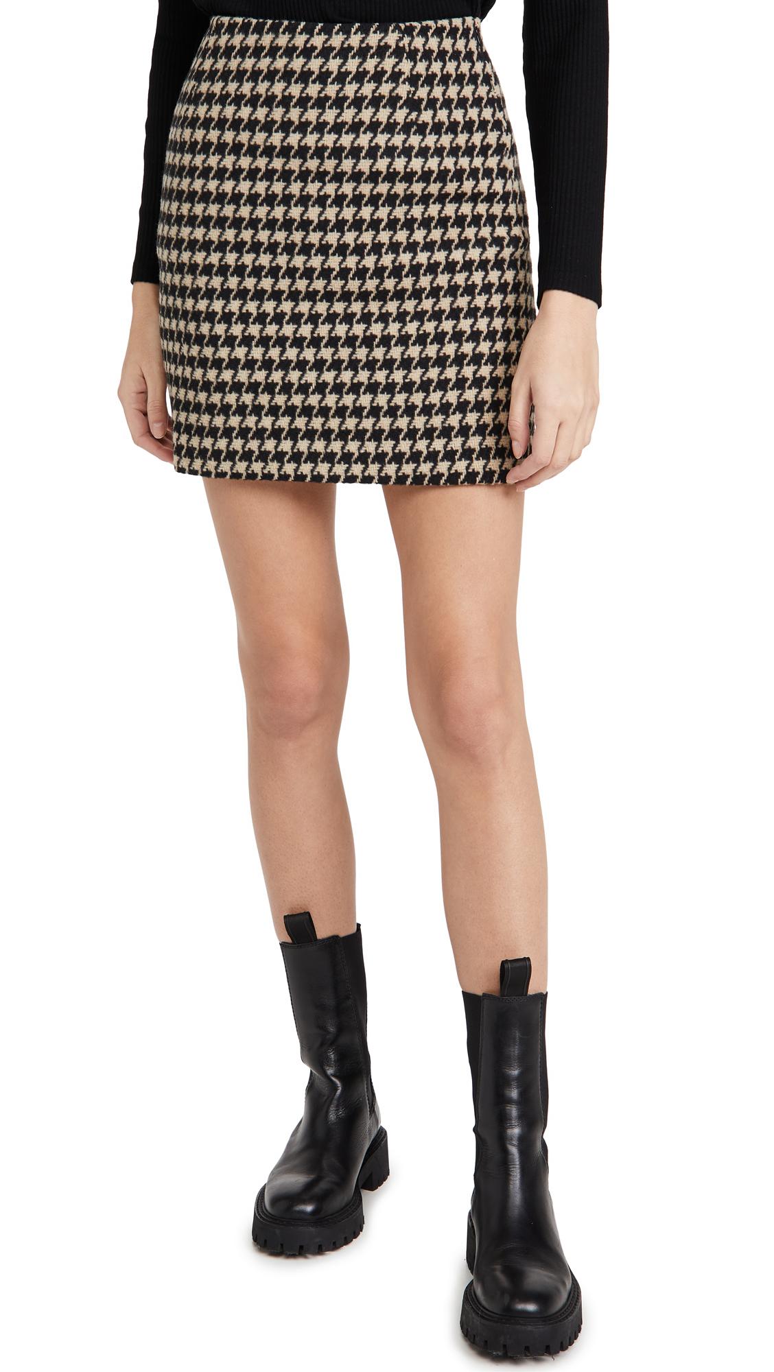 ANINE BING Marie Skirt