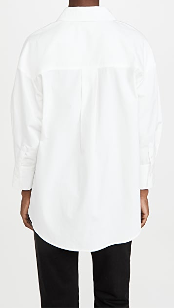 ANINE BING Mika 衬衫