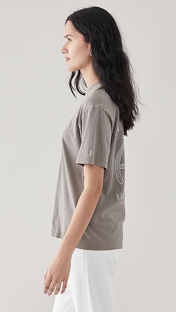 ANINE BING Ida Palm T 恤