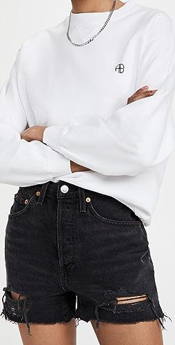 ANINE BING - Ramona Outlaw Sweatshirt