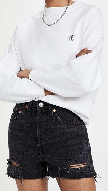 ANINE BING Ramona Outlaw Sweatshirt