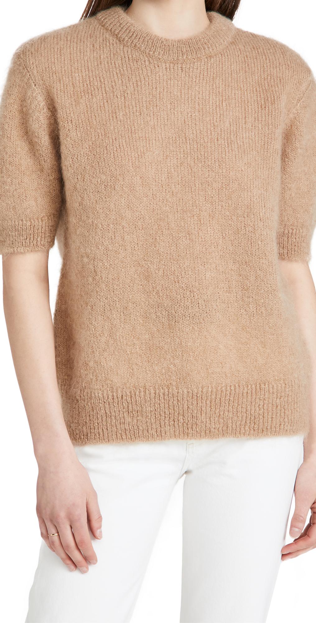 ANINE BING Corey Mohair Sweater