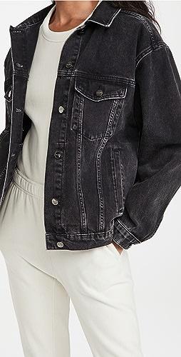 ANINE BING - Vintage Black Rory Jacket