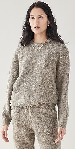 ANINE BING - Ramona Hazelnut Sweater