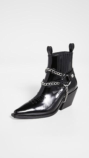 ANINE BING Wesley Boots