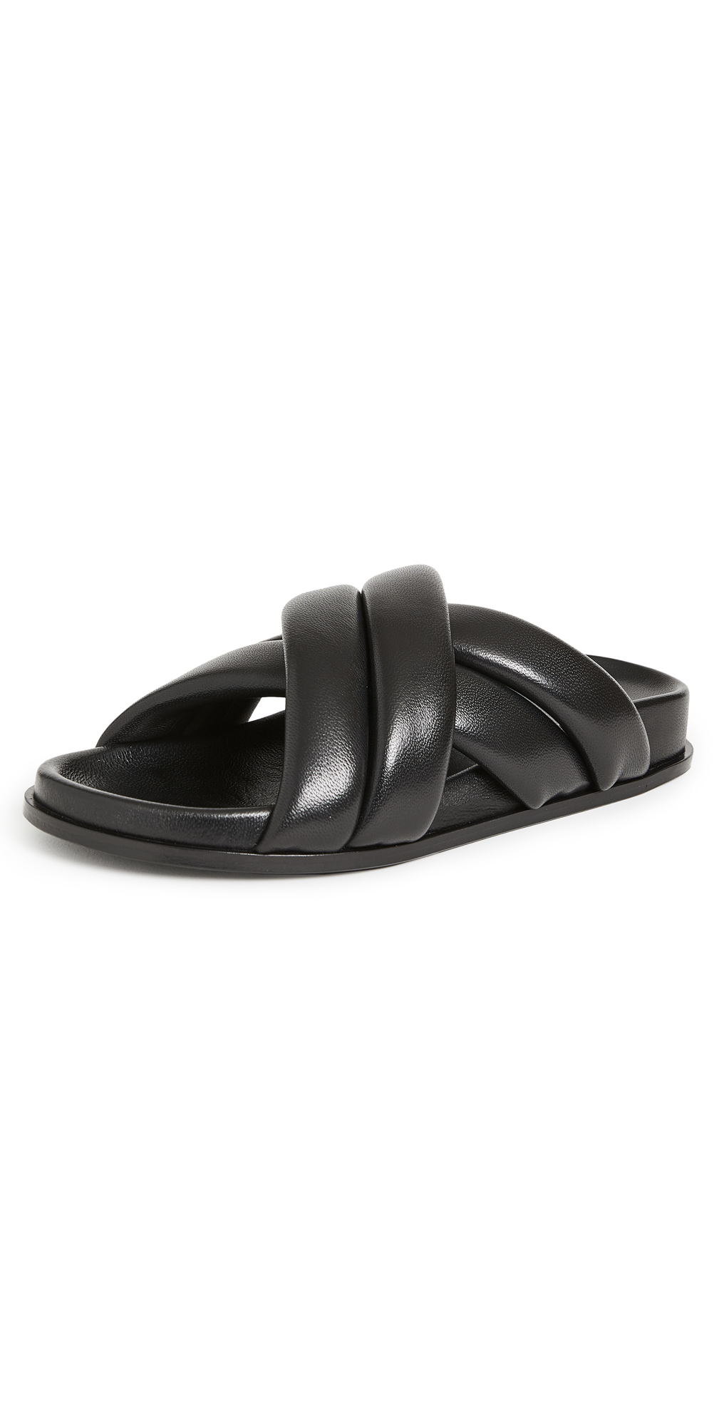 Anine Bing Leathers LIZZIE SLIDES