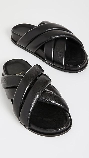 ANINE BING Lizzie 便鞋