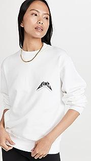 ANINE BING Ramona Tour 运动衫