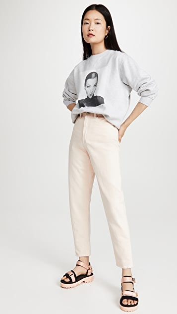 ANINE BING Ramona Sweatshirt Ab X To Kate Moss