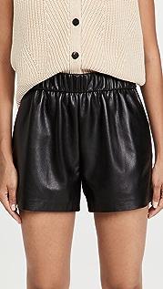 ANINE BING Sofia 短裤